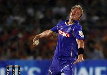 Rajasthan Royals captain Shane Warne