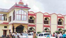 Sant Sri Asaram Bapu's ashram at Motera