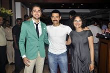 Aamir Khan, Kiran Rao and Imran Khan