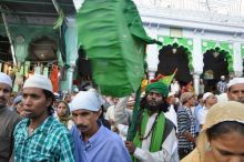 Devotees celebrate Urs festival in Ajmer