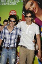 Ali Fazal and Satyajeet Dubey
