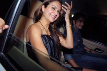 Amrita Arora at shilpa's birthday bash