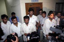 Agitating Maruti workers