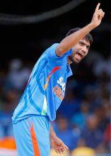 India paceman Munaf Patel