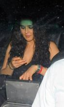 Preity Zinta at shilpa's birthday bash