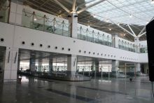 The new terminal of Raja Bhoj International Airport