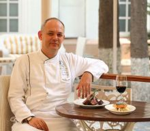 Jan Seibold, the executive chef at San Gimignano.