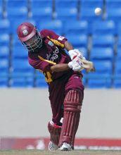 West Indies batsman Ramnaresh Sarwan