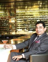 Prasanjit Singh, CEO, DLF Emporio Restaurants Limited.