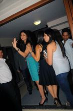 Shilpa Shetty at shilpa's birthday bash