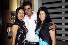 Teejay Sidhu and Devinder Sidhu