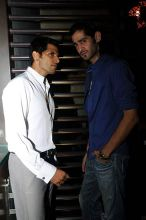 Karanvir Bohra and Gaurav Kapur