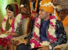 Mahendra Singh Dhoni and Sakshi got married on July 4 2010