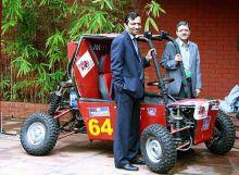 Pawan Goenka and R Dayal