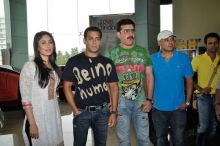 Kareena Kapoor, Salman Khan and Atul Agnihotri