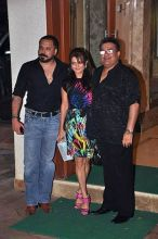 Bunty Walia, Sheeba and Akashdeep.