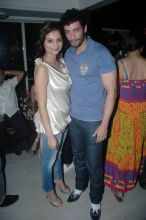 Dimpy with Akashdeep Sehgal