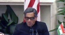 External Affairs Minister S.M. Krishna