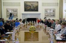 Indo-US strategic dialogue at New Delhi