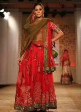 Ashima leena lehenga design