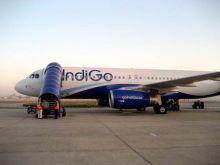 IndiGo aircraft