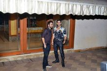 Zayed Khan and Jacky Bhagnani