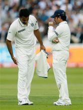 Zaheer with Sachin