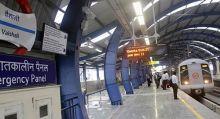 Delhi Metro begins service to Ghaziabad