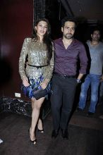 Emraan and Jacqueline