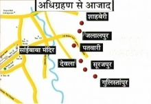 Greater Noida map