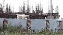 Under construction buildings in Greater Noida