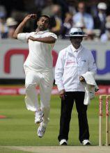 India's Praveen Kumar