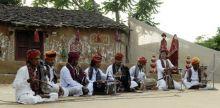 Folk artists