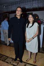 Vidhu Vinod Chopra and Anupama Chopra