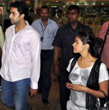 Abhishek Bachchan and Asin Thottumkal