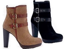 Ankle heel boots from Vanilla Moon