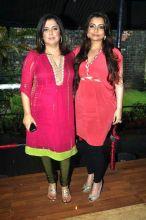 Farah Khan and Vaibhavi Merchant