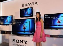 LED TV models by Sony India