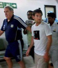 Argentina footballer Lionel Messi