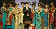 Neeta's collection at LFW