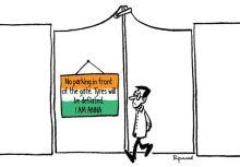 Anna Hazare's cartoon