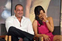 Sanjay Dutt and Priyanka Chopra
