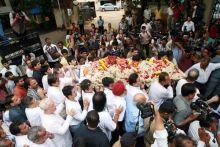 Shammi Kapoor cremation