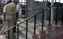 Agra blast site