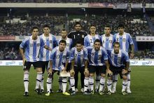 Argentina football players