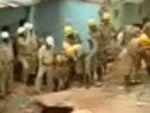 Cylinder blast in Bangalore