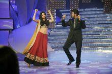 Deepika Padukone and Hrithik Roshan