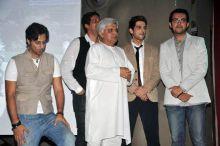 Salim Merchant, Sulaiman Merchant, Zayed Khan, Javed Akhtar and Sahil Sangha