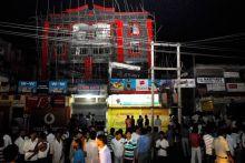 Earthquake in Patna