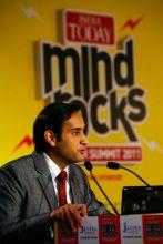 Headlines Today Executive Editor Rahul Kanwal